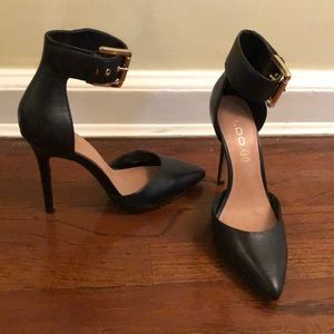 ALDO pointed toe heels